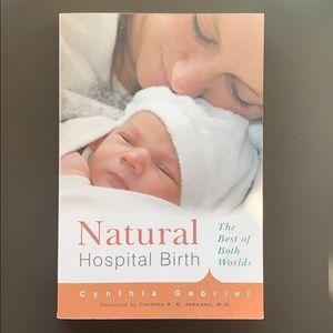 📖 Natural Hospital Birth: Cynthia Gabriel